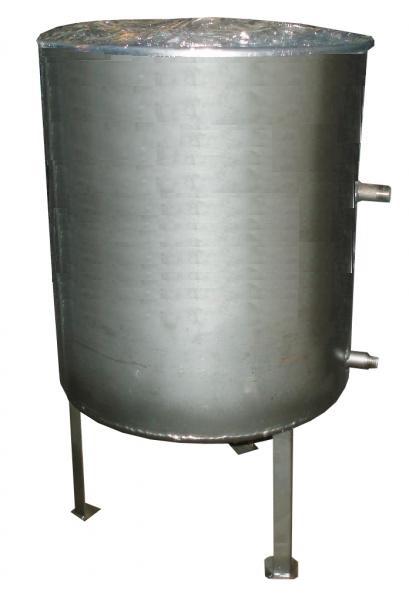 Boileris nerudijancio pastatomas atviras